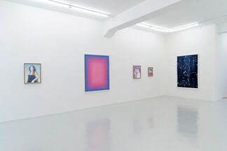 The Vision of Memory, installation view