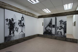 Paul Jacobsen: Lean-to, installation view
