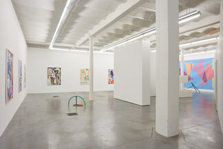 The Beating Heart, installation view