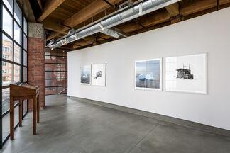 Magda Biernat: Adrift, installation view