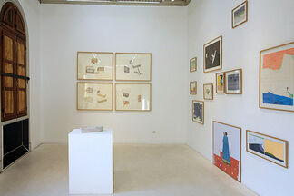 302 PASOS AL NORTE, installation view