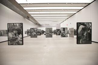Letizia Battaglia, installation view