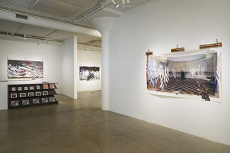 Dark Landscapes for a White House, installation view