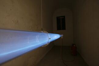 Carsten Nicolai - 334 m/s, installation view