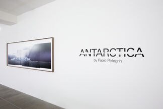 Antartica by Paolo Pellegrin, installation view