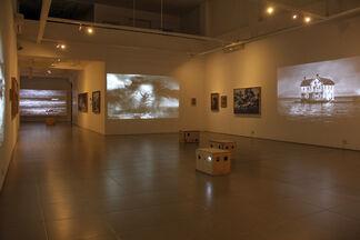 André Severo   Espelho, installation view
