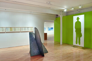 West Gallery: Inaugural Exhibition, installation view