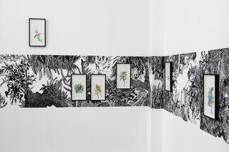 Galerie Anne-Sarah Bénichou at Paris Gallery Weekend 2020, installation view