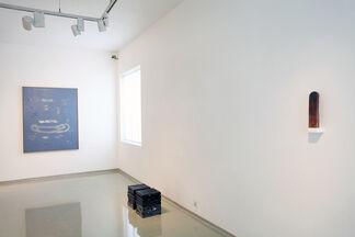 the doorstep, installation view