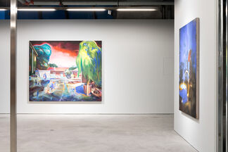 Cui Xinming - Festival, installation view