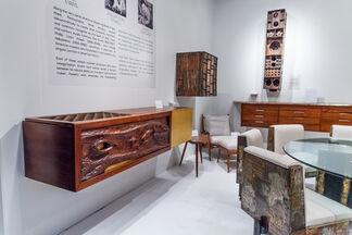 Todd Merrill Studio at Spring Masters New York 2015, installation view