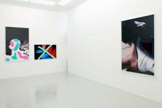 Absalon Kirkeby, installation view