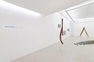 Marcone Moreira   Weight to the earth, installation view