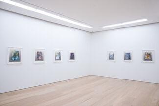 "John Henderson:  ""He's an interesting thinker"", installation view"