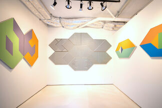 ELLEPHANT at Pictura Montreal 2020, installation view