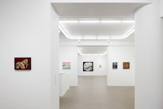 Anna Tuori: There Is No Place Like Home, installation view