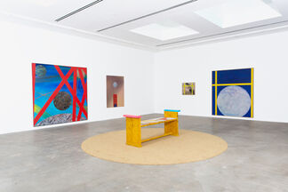 It is the Moon Doggie, installation view