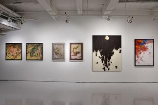 NIHONGA: Contemporary Art of Japan, installation view