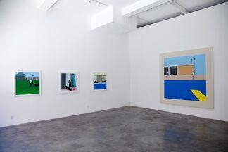 RAMIRO GOMEZ - DOMESTIC SCENES, installation view