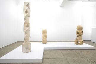 Saloua Raouda Choucair, installation view