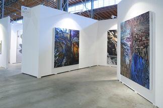 bechter kastowsky galerie at viennacontemporary 2015, installation view