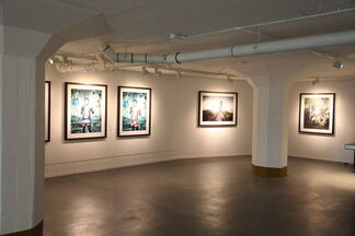 Solo Jimmy Nelson, installation view