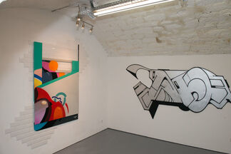 ART IS WHERE THE HEART IS VOL. 1, installation view