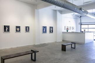 James Henkel: Table Arrangements, installation view