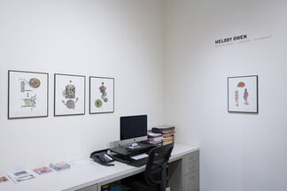 Melody Owen: Are you animal – vegetable – or mineral?, installation view