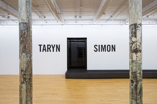 Taryn Simon: A Cold Hole and Assembled Audience, installation view