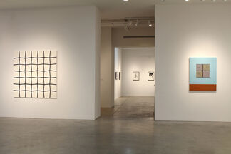 Warren Isensee - New Paintings and Drawings, installation view