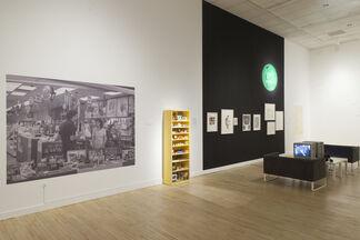 Jaime Davidovich: Adventures of the Avant-Garde, installation view