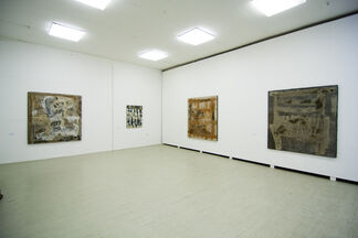 Time Passing, installation view