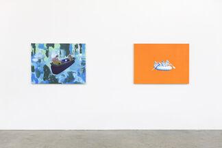 "Gary Panter, ""Dream Town"", installation view"