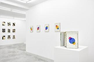 Dan Levenson - SKZ Form and Color Studies, installation view