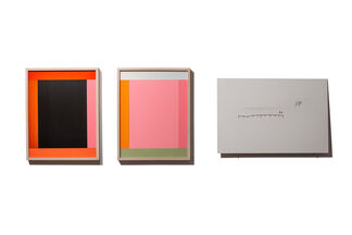 Imi Knoebel + Per Mertens | Ten Gates, installation view
