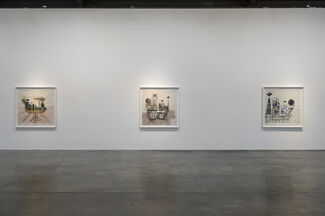 Another Green World by Russell Crotty, installation view