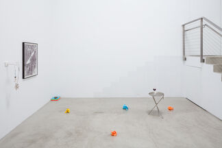 Hello Letters, installation view
