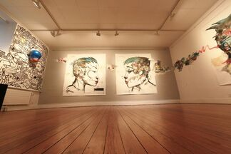 Galerie Frank Pages at Contemporary Istanbul 2014, installation view