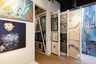Puerta Roja at KIAF 2015, installation view