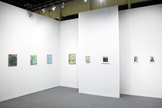 Charlie Smith London at VOLTA NY 2018, installation view