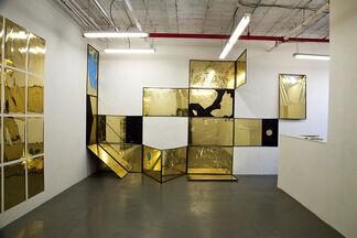 seam(s), installation view