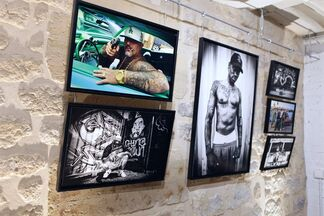 F.LEBRETON / N.GIQUEL vs KAN - Group exhibition - L.A Kingz, installation view