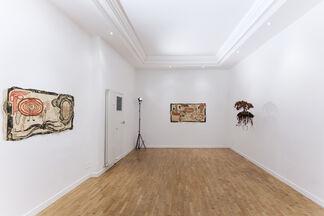 "Simone Pellegrini - Jorge Mayet ""Arriaca"", installation view"