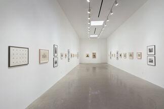 David Lynch, Naming, Curated by Brett Littman, installation view