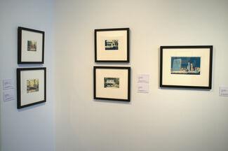 Tom Leighton & Andy Burgess ar•chi•tec•ton•ic - Site/109, New York, installation view