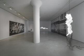Monica Bonvicini: Re pleasure RUN, installation view