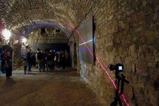 Alexandru ANTIK Sándor – Visions in the Dark, installation view