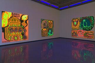 Judith Bernstein: Money Shot, installation view