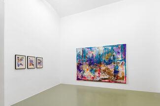 Carsten Fock   Hollywood, installation view